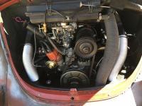 Rebuilt motor after spun #1 Bearing