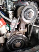 1964 kombi fuel pump rebuild