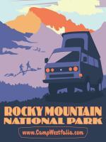 Rocky Mountain NP sticker