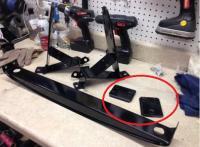 Front bumper parts