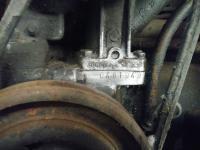Junkyark bus engine