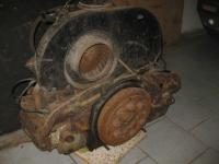 Motor in bad condition