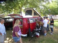 """Bay Window Campers at """"Camp & Shine"""" Nor Cal Bus Fest August 18th, 2019"""