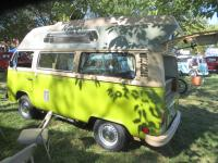 Bay Window Campers at Nor Cal Bus Fest August 18th, 2019