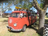 Split-Window Double-Cabs at Nor Cal Bus Fest August 18th, 2019