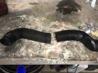 Heater duct hose - busted