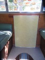 Yellow-ish Formica in a Split-Bus Rivera