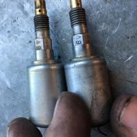 6v Solex idle cut off valve