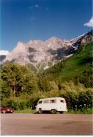 Sunnydog 1995 Icefields Parkway