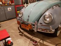 Garage sale foglights