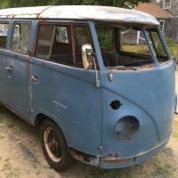 '62 Kombi resto and build