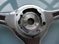 Porsche 356 Carrera 2 VDM wood steering wheel