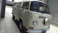 1972 VW Baywindow Campmobile