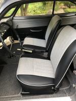 Sewfine interior for custom lowlight ghia