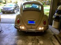 67 Beetle backup lights
