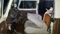 Stow and Go seats in my Westy