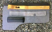 Door panel trim