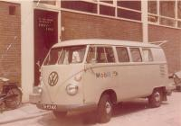 Dutch Mobil bus