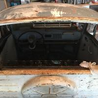 62 Kombi restore and build