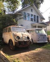 1970 Deluxe & 1957 DKW