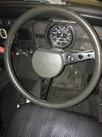 Formula Vee steering wheel