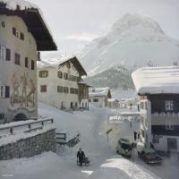 Lech Hotel, Austria