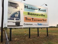 TX billboard
