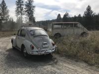 1965 Beetle & 1957 DKW