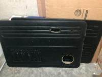 Genuine VW Sedan door panels