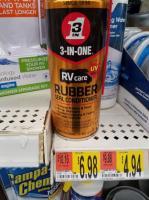 Rubber seal conditioner