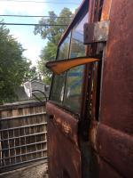 55 double door panel