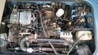 Van Wankel, the 1982 Diesel Westy converted to Mazda rotary