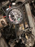 Squareback fuel leak