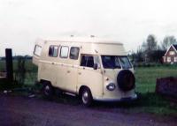 Clinomobil VW Bus