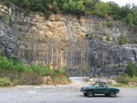 West Virginia salt Peter mine