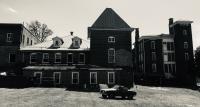 Karmann Ghia at Western State Lunatic Asylum