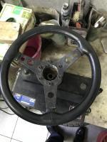 porsche steering wheel?
