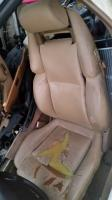 300ZX Seats for my Dune Buggy