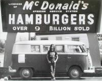 McDonald's Bus