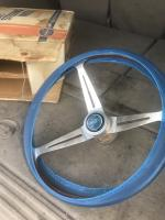 NOS Empi GT steering wheel score