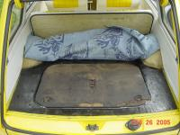 rear cargo