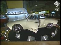 67 Karmann Ghia Coupe at The Motor Show