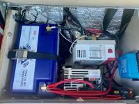 BattleBorn battery setup