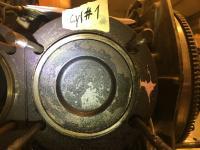 Piston tops type 4 engine