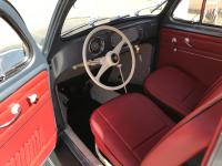 55 Strato Silver with Red Interior