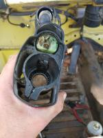 Thing ignition switch replacement