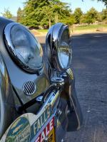 """Mounted up my Bosch """"Script"""" driving light"""