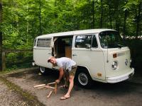 Camping in Seneca