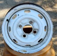 Refinish wheels