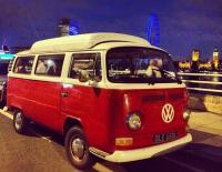 1972 VW bay stolen in London (UK)